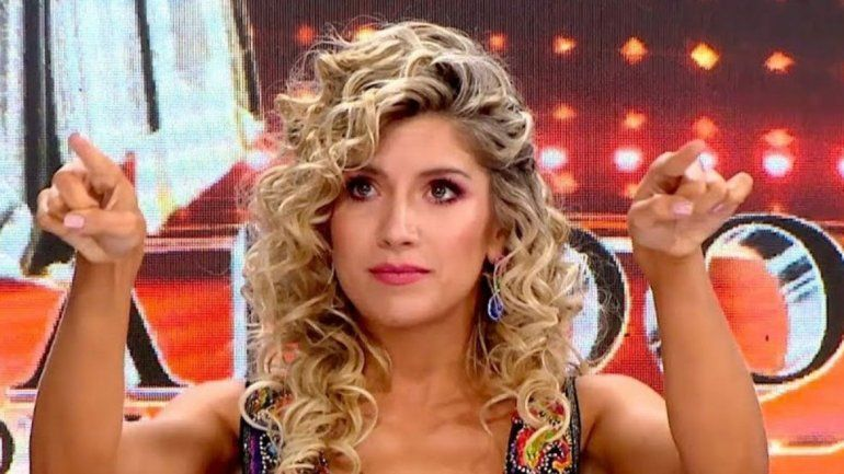 Laurita Fernández le suelta la mano a Marcelo Tinelli