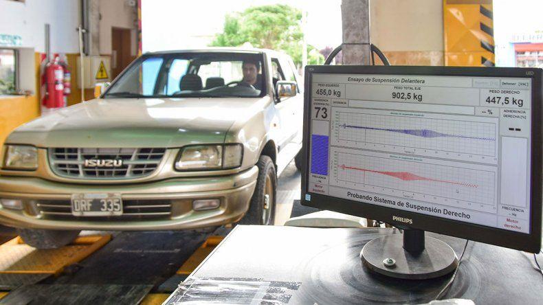 Multarán a vehículos que no tengan hecha la VTO