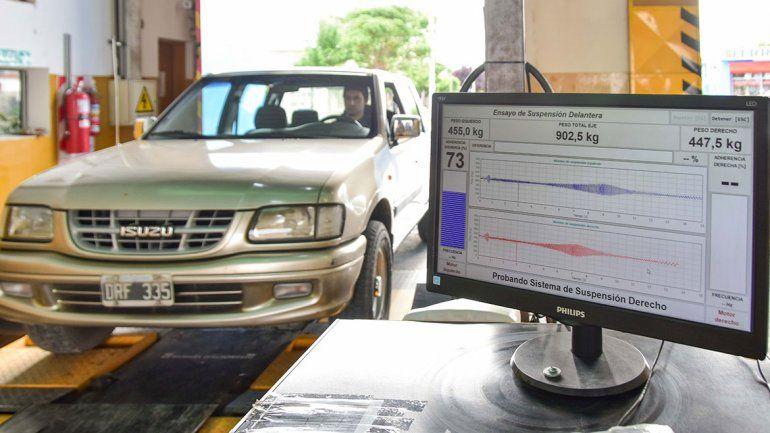 NEUQUÉN: Multarán a vehículos que no tengan hecha la VTO
