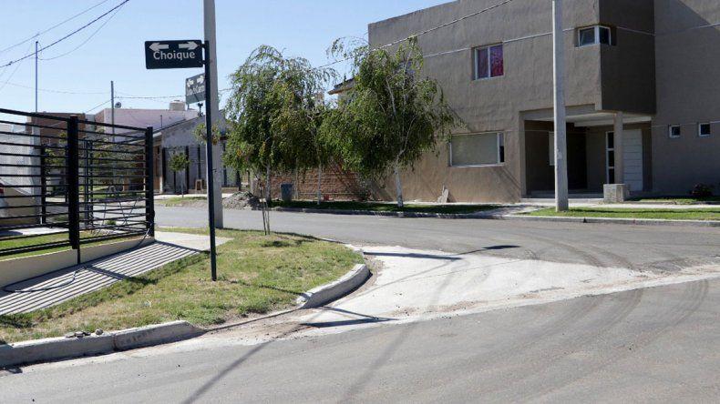Asfaltarán calles troncales del barrio Confluencia