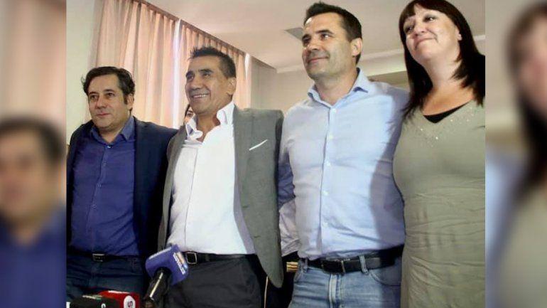 Soledad Martínez y Mariano Mansilla van por una banca en la Legislatura provincial