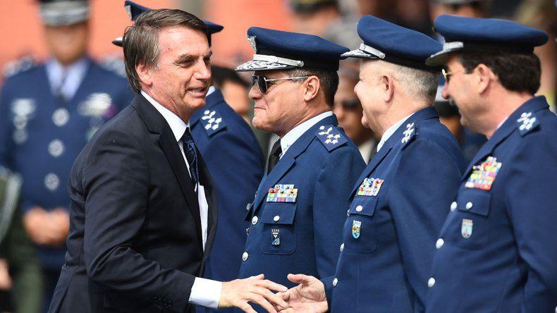 Bolsonaro pide que no haya castigos por gatillo fácil