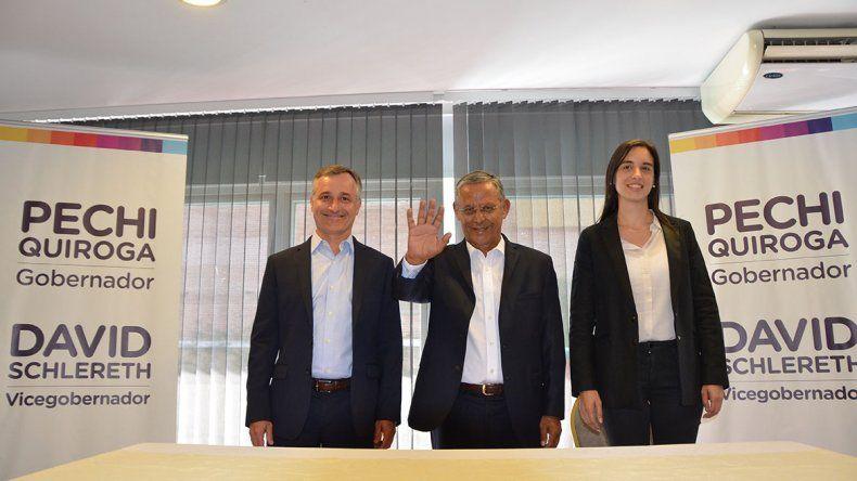 Macri afirmó que su candidato en la provincia es Pechi