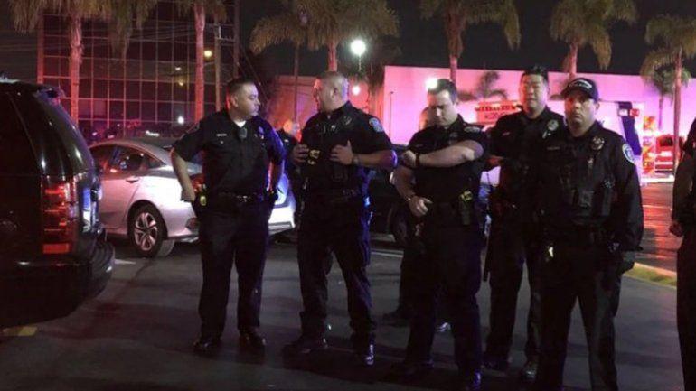 Un tiroteo en un bowling cerca de Los Ángeles dejó tres muertos y cuatro heridos