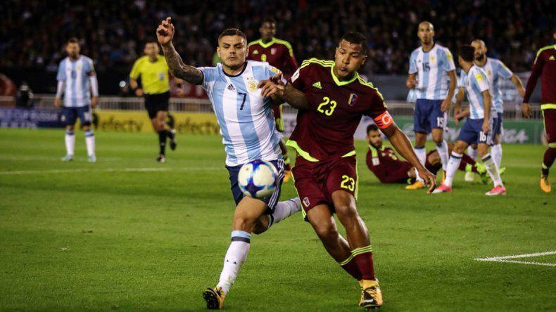 Confirman el primer amistoso de la Selección camino a la Copa América