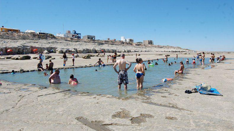 Las Grutas tiene un sitio encantador: Terraza al Mar