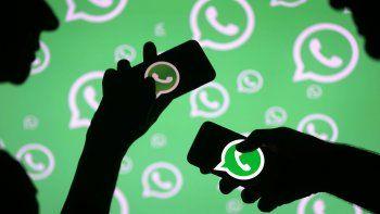 se registro una caida mundial del servicio whatsapp