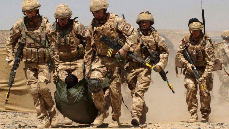 El Estado Islámico hiere en Siria a dos soldados británicos