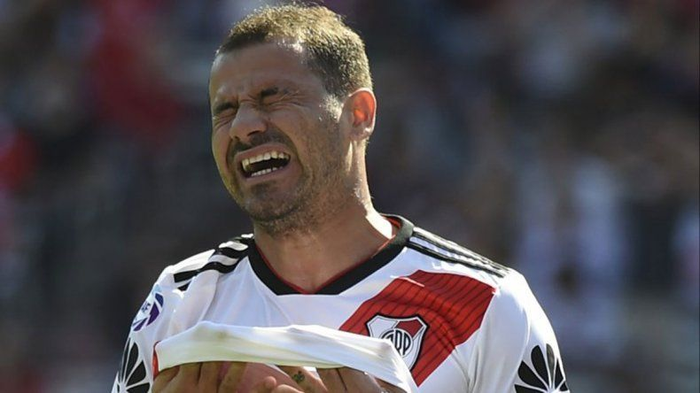 Lesionado, Rodrigo Mora anunció su retiro del fútbol