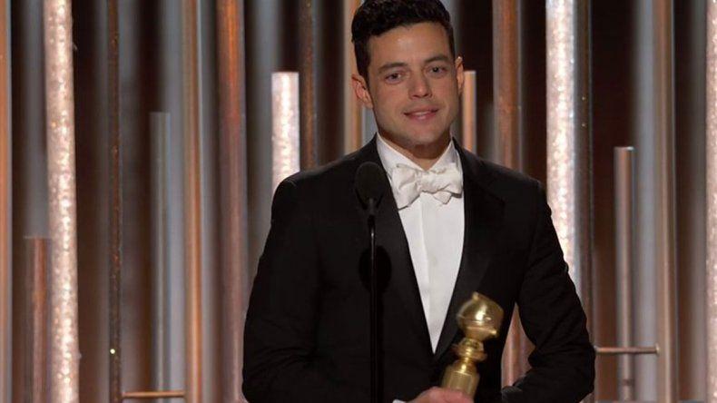 Bohemian Rhapsody fue la gran ganadora de los Globos de Oro