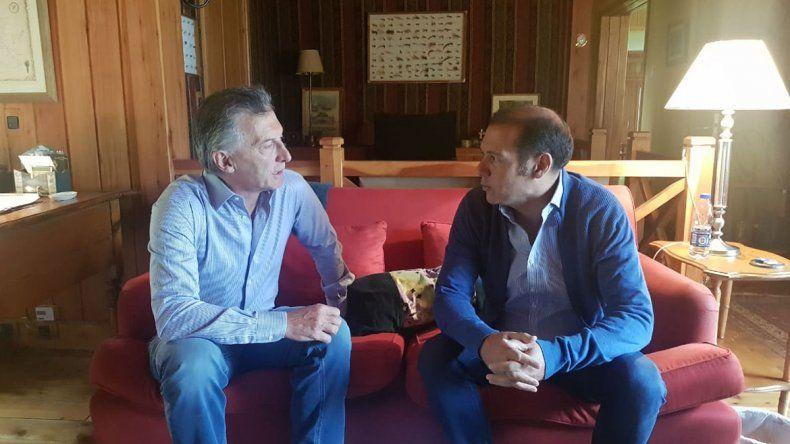 Gutierrez se reunió con Macri y se viene la cumbre con Lopetegui