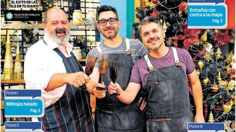Cocineros Argentinos: chau 2018, bienvenido 2019
