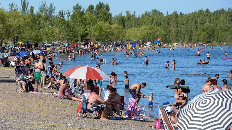 ¡Todos al río! Se viene otro fin de semana caluroso