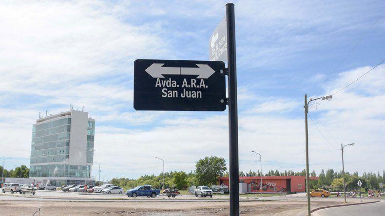 Nombran calles en homenaje al ARA San Juan