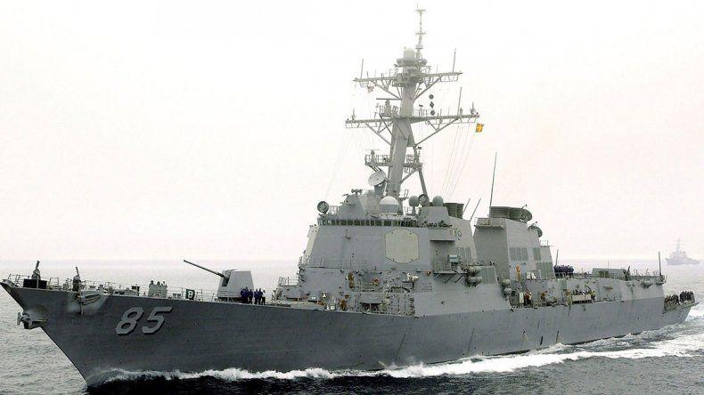 Tensión en el mar del Sur entre China  y EE.UU.
