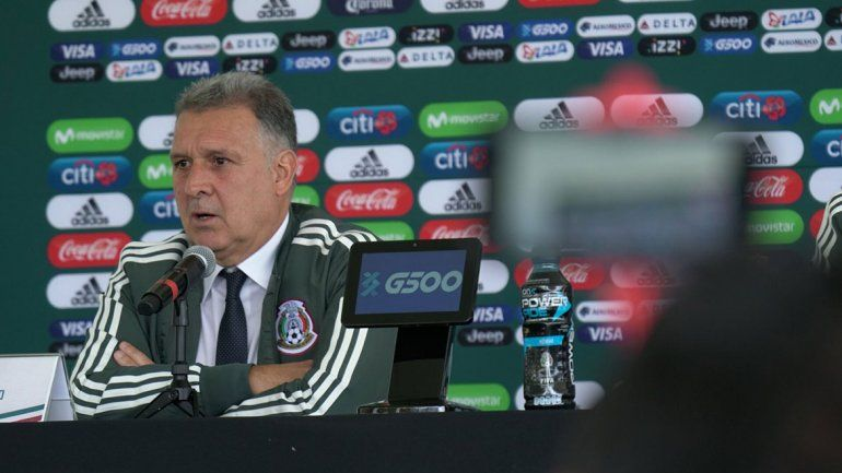 Martino asumió y México ya sueña con el quinto partido en Qatar 2022