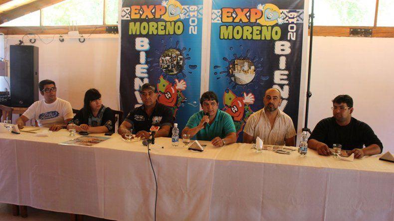 Con mucha música, llega la Expo de Mariano Moreno