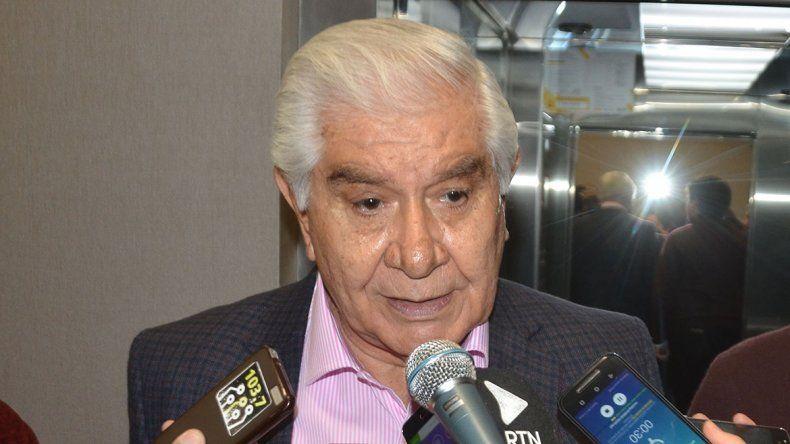 Pereyra le enrostró a Parrilli su rol en la privatización de YPF