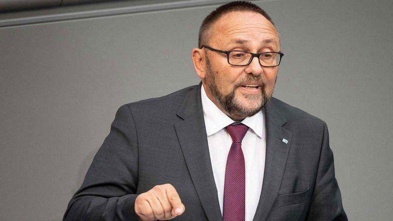 Un diputado alemán ultraderechista recibió una paliza