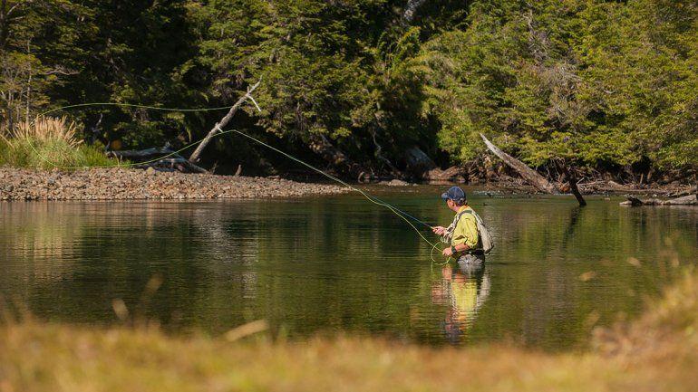 Nuevos prestadores turísticos en pesca deportiva y rafting