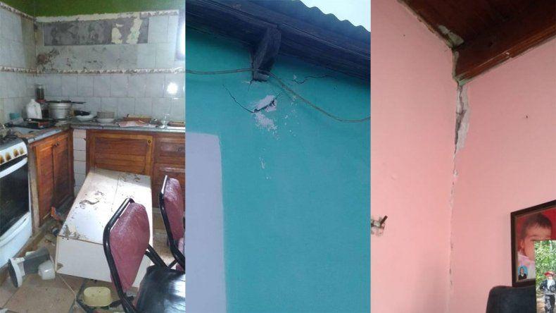 Un sismo de 4.1 asustó a los vecinos de Sauzal Bonito y de Añelo