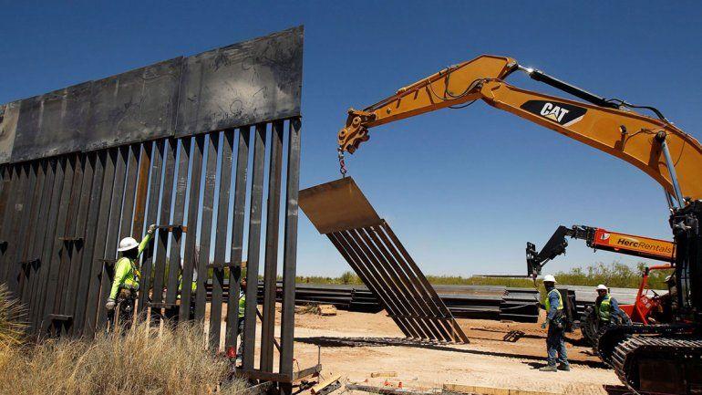 El muro de acero de Trump causará daños irreparables