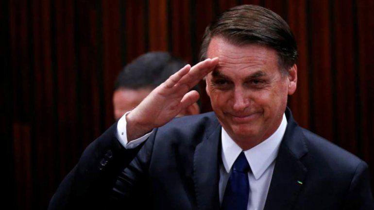 Bolsonaro habilitó a las Fuerzas Armadas a festejar el aniversario del golpe militar