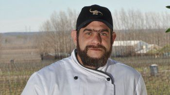 neuquen dira presente en la tv publica con ezequiel gonzalez, chef de saurus restaurant