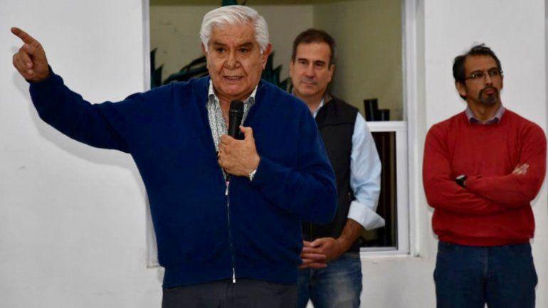 Para Guillermo Pereyra, Ramón Rioseco es un ñoqui del Parlasur