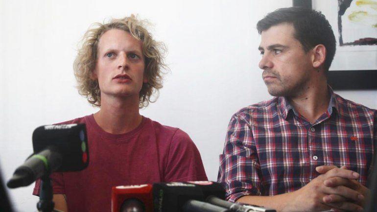 Denunciaron penalmente la detención y el maltrato al fotógrafo alemán en Añelo