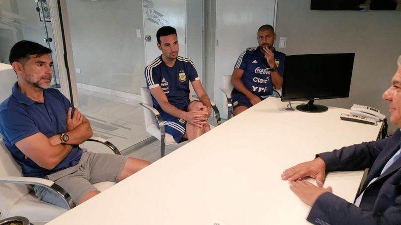 El Ratón Ayala se suma al cuerpo técnico de la Selección