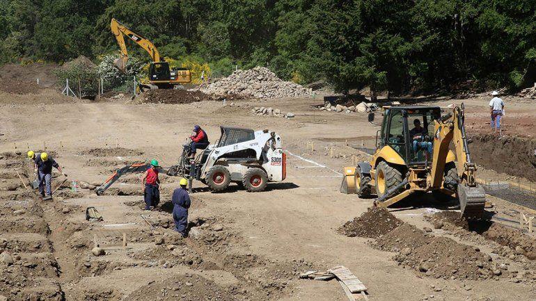 San Martín: Nación no envía partidas y paralizan obras