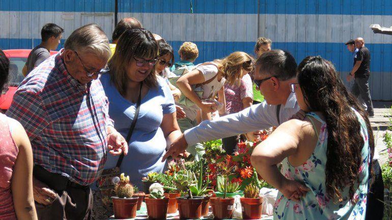 Una propuesta sana y bien artesanal: la feria agroecológica