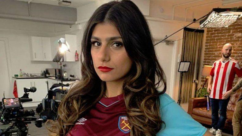 Ex actriz porno rodará un film sobre West Ham