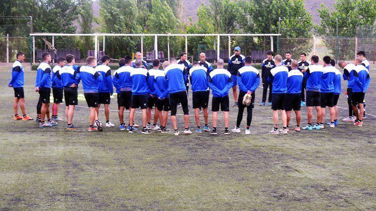 Deportivo Rincón tiene la mira fija en el Regional