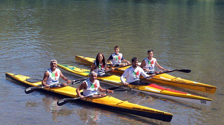 Para el equipo de La Ribera, el gran desafío es vencer al río