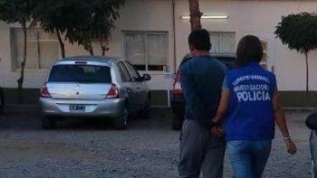 detuvieron a un profugo acusado de abuso sexual