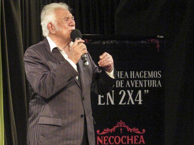 Raúl Lavié, tras la muerte de su hijo: Hice la función en honor a él