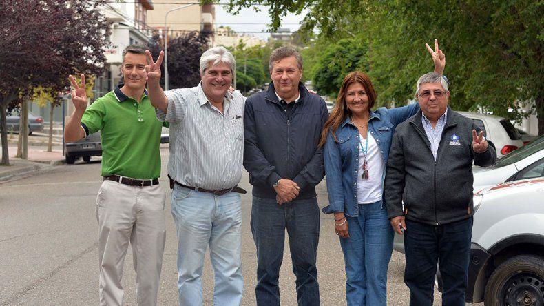 Sergio Rodríguez: Somos la alternativa al parrillismo