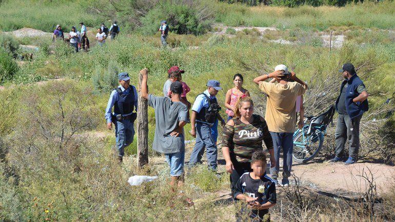 Tensión en Los Hornitos: la Justicia ordenó desocupar el lugar pero los vecinos se resisten
