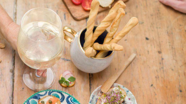 Qué vinos tomar en una mesa ligera y fresca