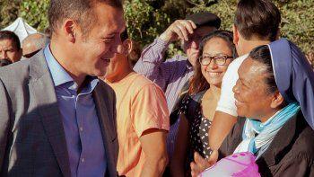 gutierrez: convoco a seguir con la autonomia de la provincia