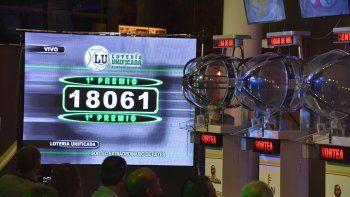 el gordo de reyes de loteria unificada para el 18061