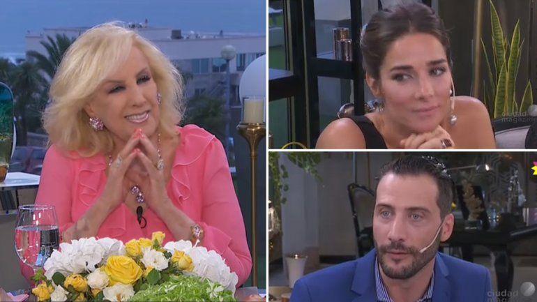 La incómoda pregunta de Mirtha a una ¿Juanita enamorada?