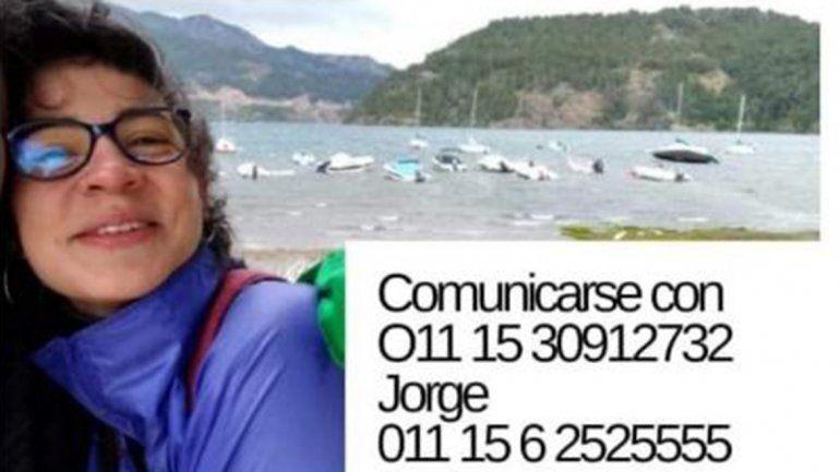 Desesperada búsqueda de dos jóvenes en la zona de Siete Lagos
