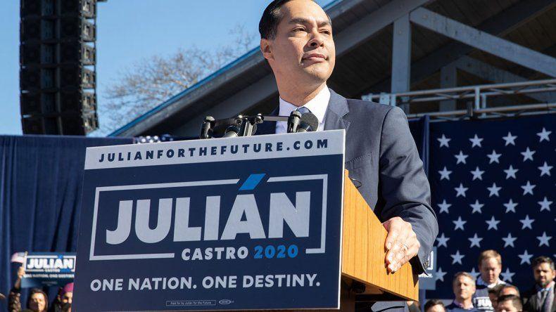 Julián Castro, el rival latino que le apareció a Trump