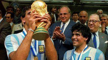 la salud de un campeon en mexico 86 preocupa al mundo del futbol