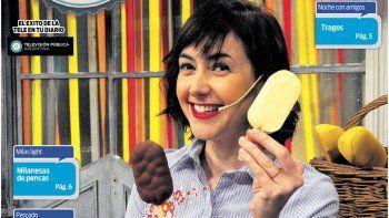 con cocineros argentinos ponele helado al verano
