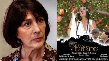 murio monica galan, protagonista del film el jardin de las hesperides