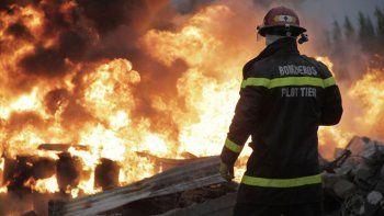 bomberos voluntarios en crisis: reclaman mas fondos
